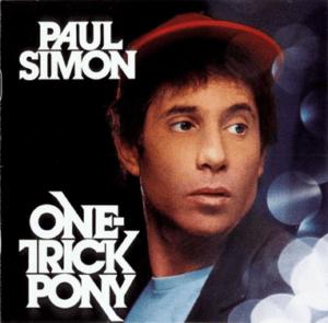 one trick pony album cover