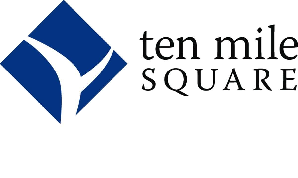 Ten Mile Square Logo