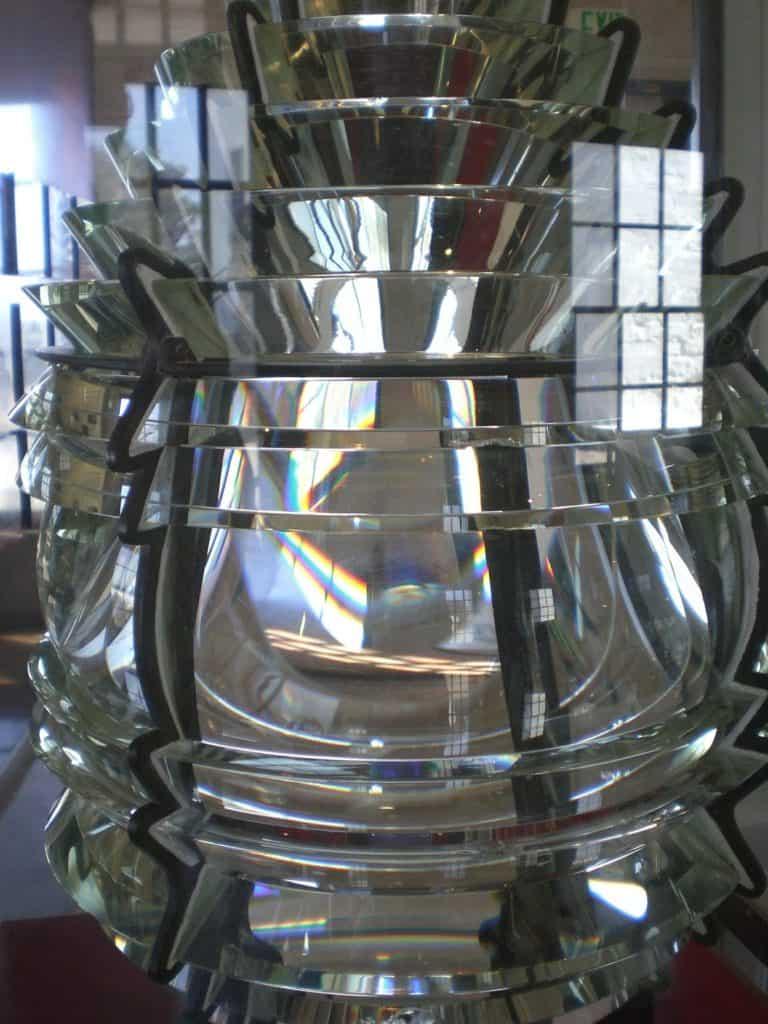 fresnel lens
